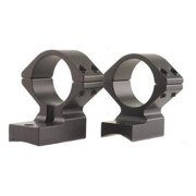 Talley Remington 700 Lightweight 1in High Scope Rings Silver, S950700