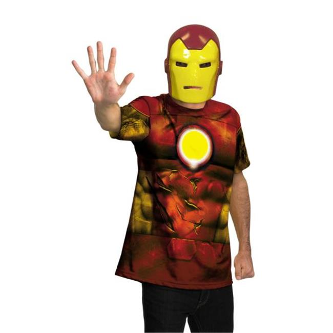 MorrisCostumes DG11630D Iron Man Alternative 42-46