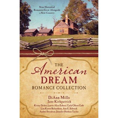 The American Dream Romance Collection - eBook ()