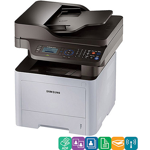 Samsung M3370FD Multifunction ProXpress Laser Printer