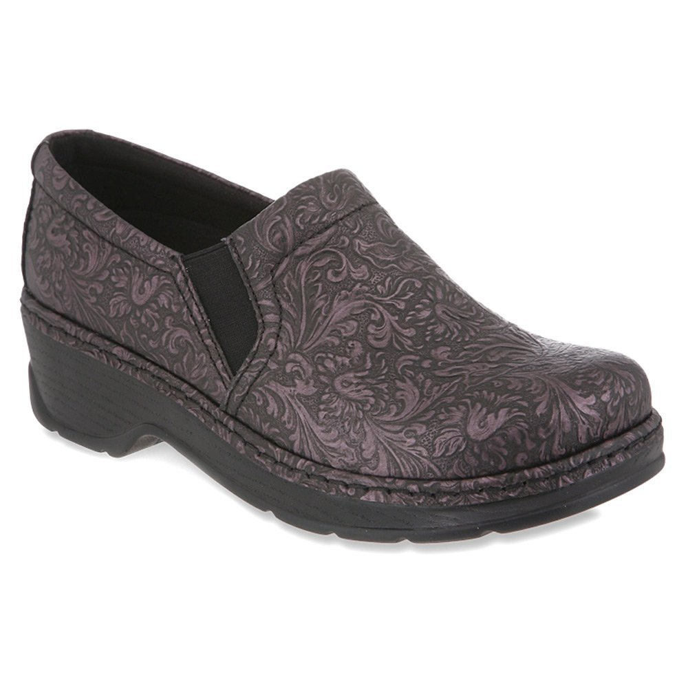 Newport by Klogs Footwear Unisex Naples Nursing Shoe Hands Patent, 09H