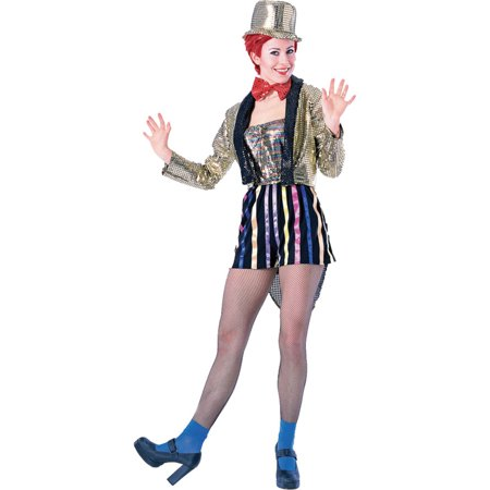 Tv Show Characters For Halloween (Morris Womens Tv & Movie Characters Rocky Horror Picture Show 14/16, Style)