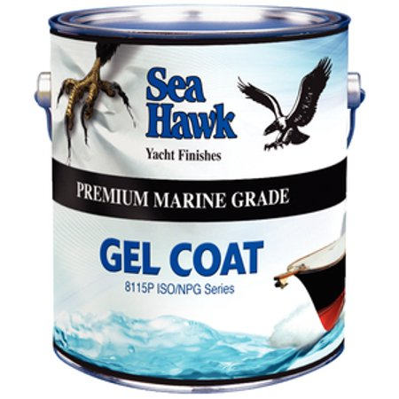Marlin Tag - Seahawk Paints NPG5011-QT Gel Coat Marlin Blue Qt