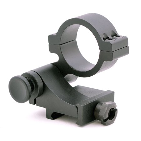 90 degree FTS Quick Flip to Side Mount for 30mm Magnifier Scope 36mm Center