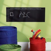 Wallies ABC's Chalkboard Wall Decal (Set of 2)