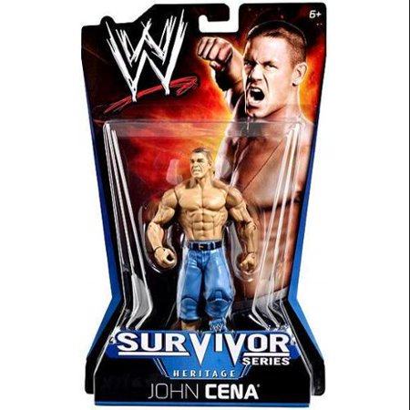 John Cena Action Figure Wwe Wrestling