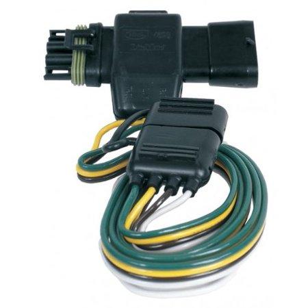 hopkins 41125 litemate vehicle to trailer wiring kit (pico 6762pt)  1988-1998 chevrolet