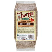 Bob's Red Mill Organic Cracked Wheat Hot Cereal, 24 oz (Pack of 4)