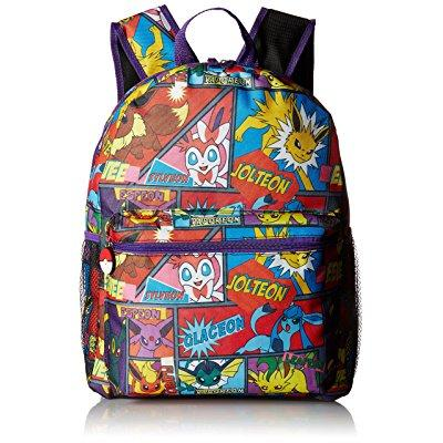 Fab Starpoint Boys' Character Comic Strip 16 Backpack, Multi - image 2 of 2