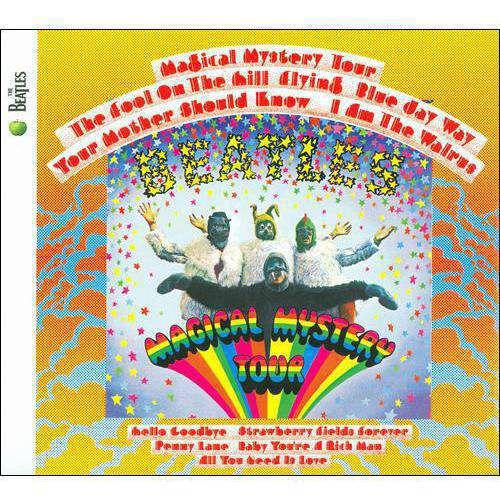Magical Mystery Tour (Remaster) (Enhanced CD)