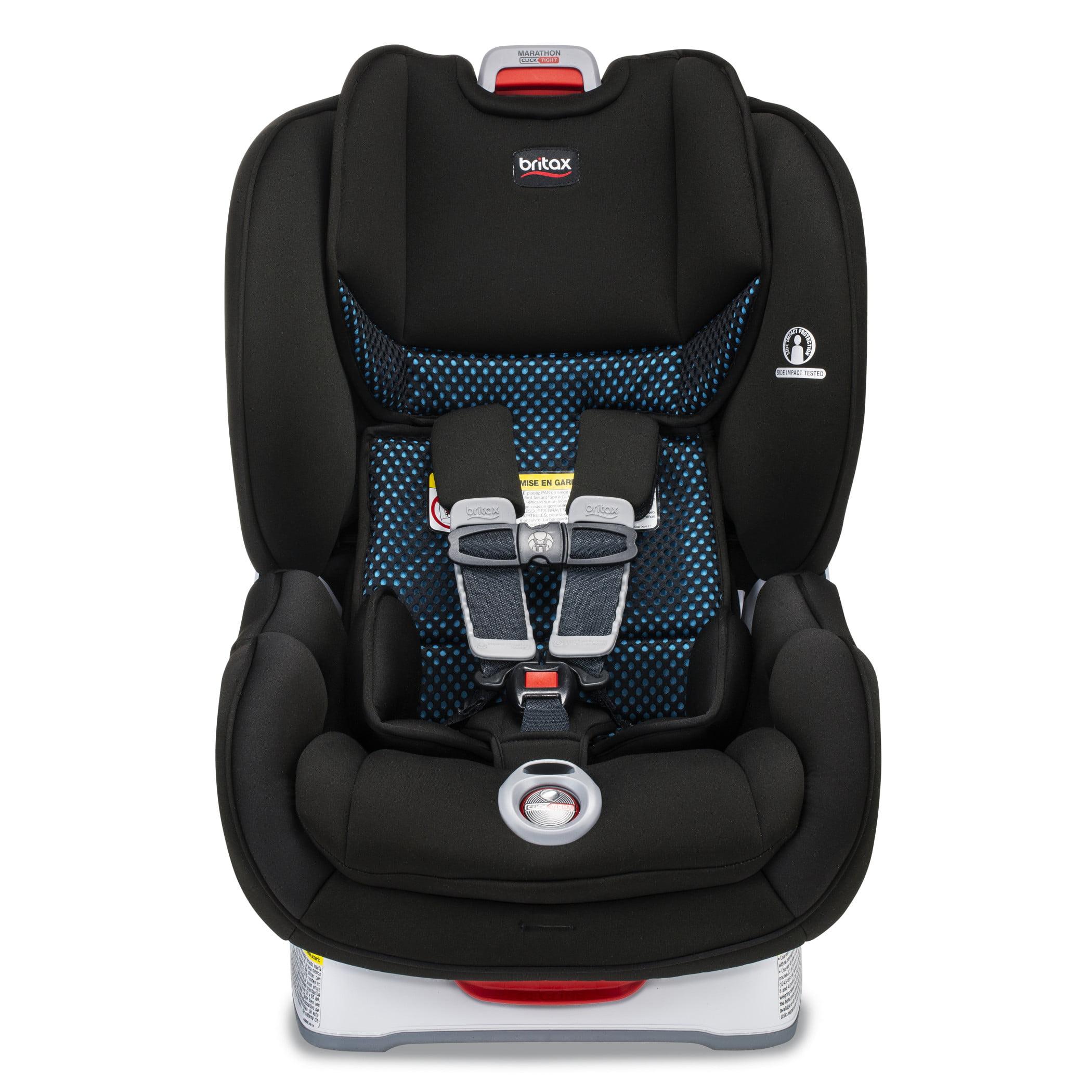 Twilight Britax USA Marathon ClickTight Convertible Car Seat