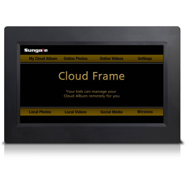 sungale 10 cloud digital frame walmartcom