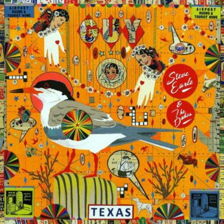 Steve Earle & the Dukes - Guy - Vinyl (Steve Earle & The Dukes August 5)