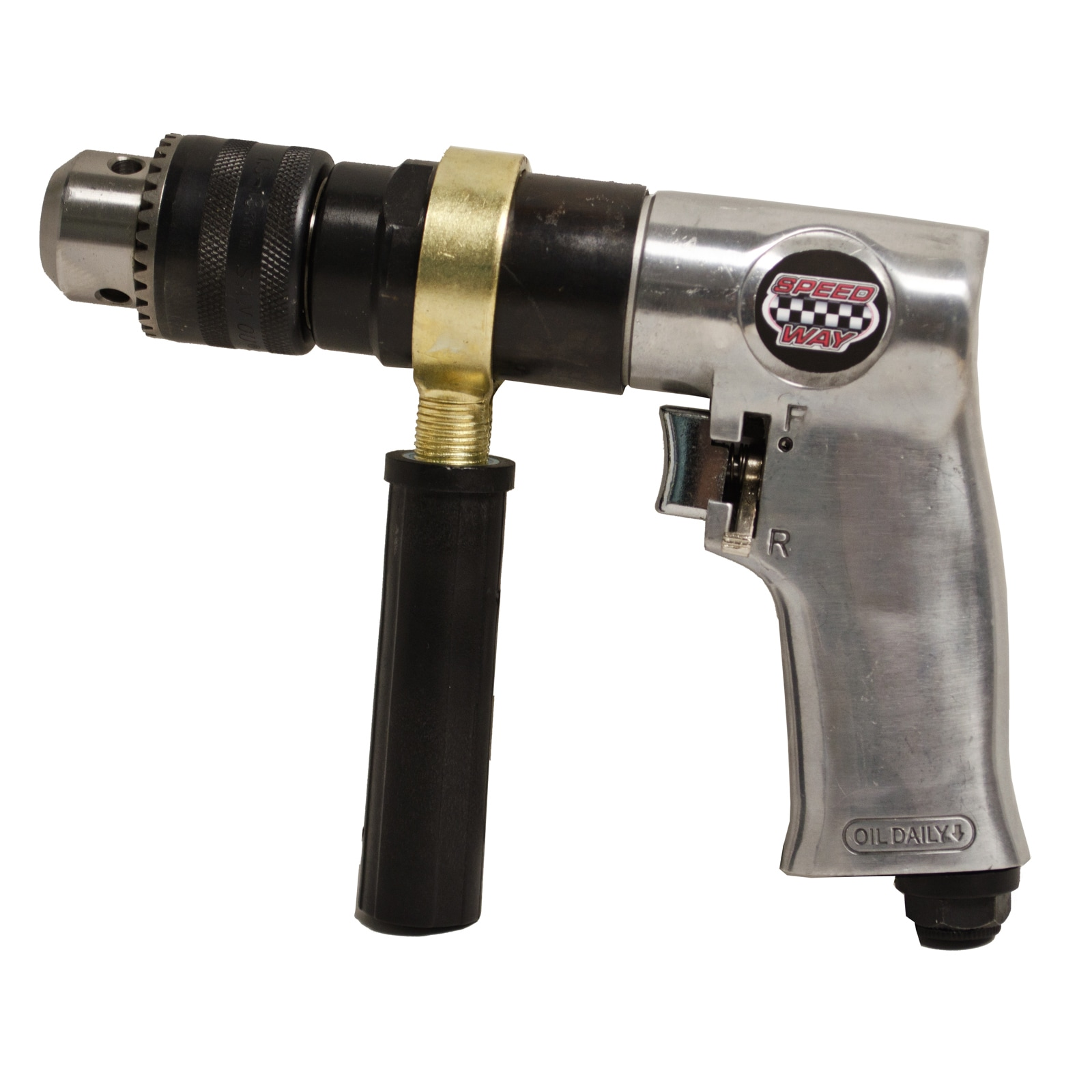 Speedway 1/2 Variable Speed Reversible air drill