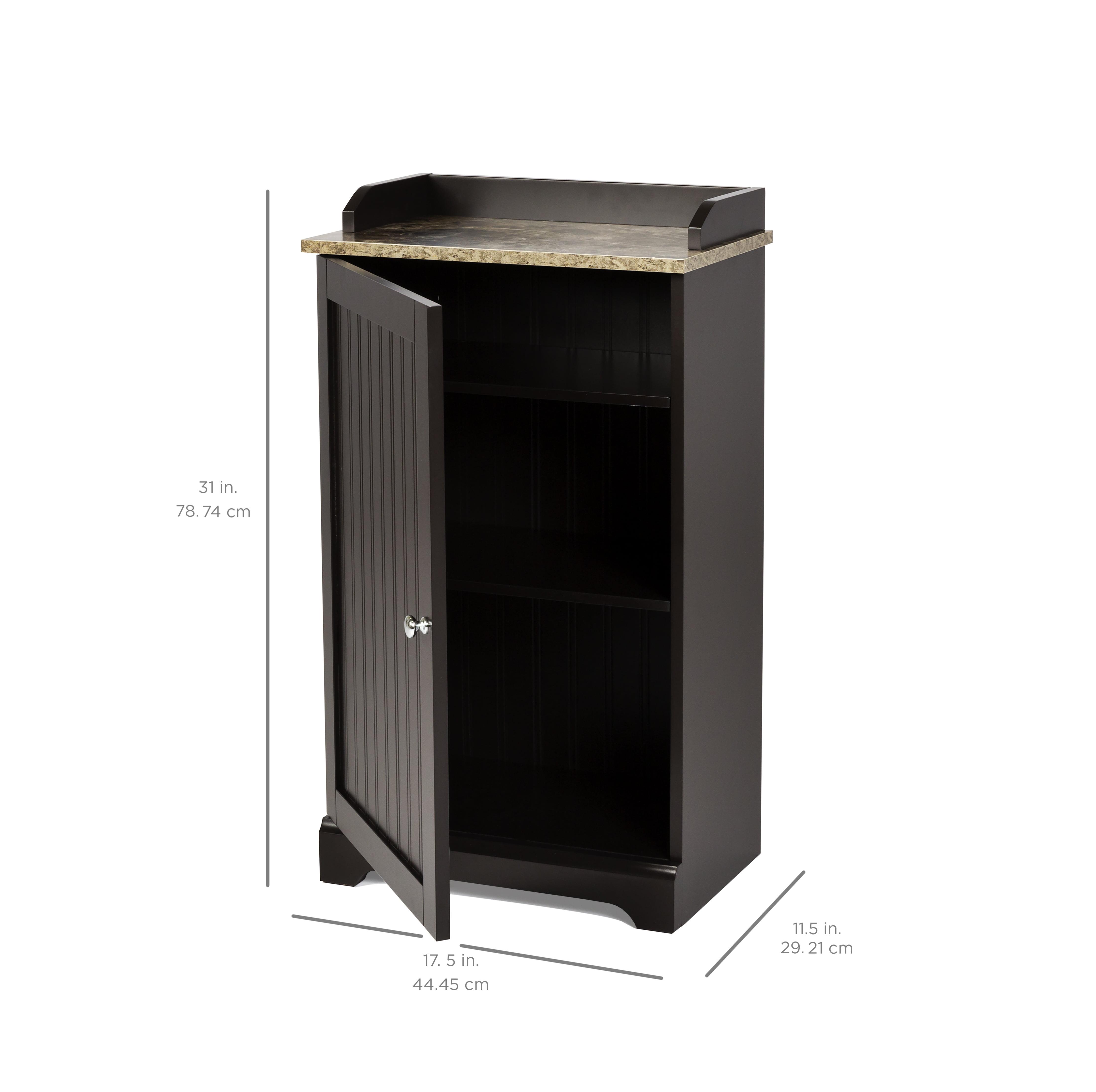 Minimalist Bathroom Toiletries: Toiletries Organizer Cabinet