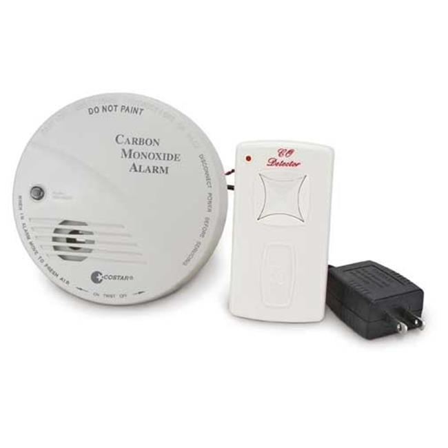 SilentCall CO2-T Carbon Monoxide Detector & Transmitter