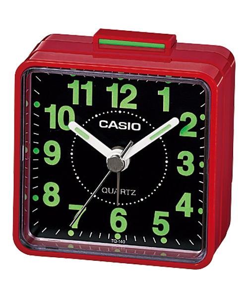 Casio Beep Alarm Clock TQ-140-4D by Casio