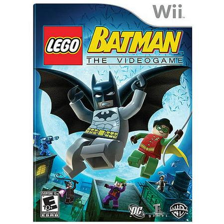 Cokem International Preown Wii Lego Batman: The Videogame