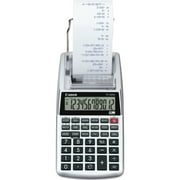 Canon, CNMP1DHV3, P1DHV3 Compact Printing Calculator, 1 Each, Sliver