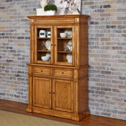 Traditional Buffet and Hutch