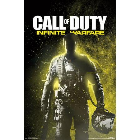 Trends International Call Of Duty Infinite Warfare Secondary Wall Poster 22 375   X 34