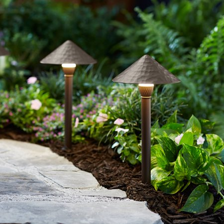 Alston 1 piece quickfit led pathway light - Better homes and gardens solar lights ...