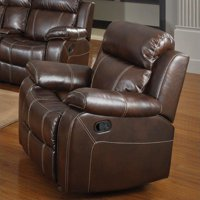 Deals on Coaster Myleene Motion Recliner 603023