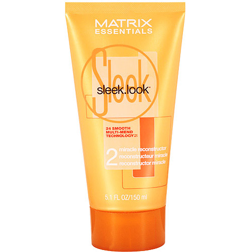 Matrix Essentials Sleek.Look Step 2 Miracle Reconstructor, 5.1 oz