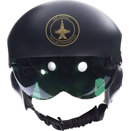 Fighter Jet Pilot Mask