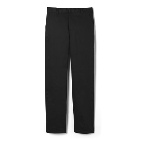 Adjustable Waist Work Wear Finish Relaxed Fit Pant (Husky)