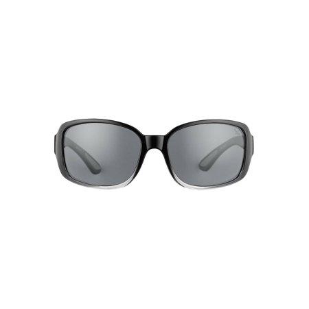 Eddie Bauer Womens Kaylee Polarized Sunglasses, Black Regular (Eddie Bauer Womens Sunglasses)