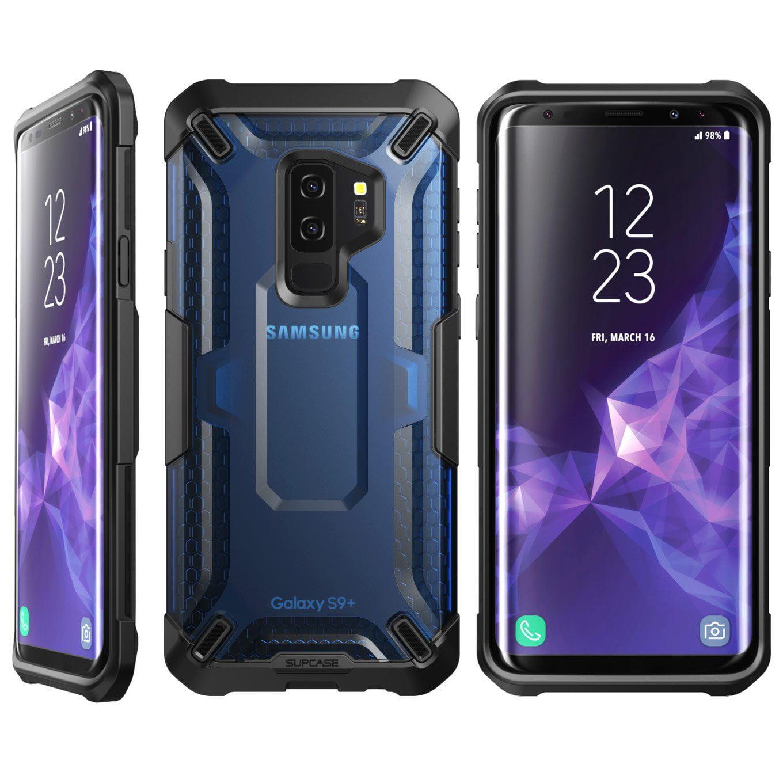 reputable site d8713 b9cf5 Samsung Galaxy S9 Plus Case, SUPCASE Unicorn Beetle Series Premium Hybrid  Protective Frost Clear Case 2018 release Blue