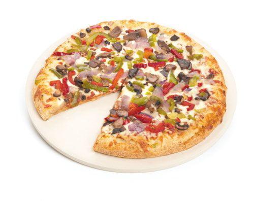 3915 Round Pizza Stone, StoNeware, 13-Inch By Fox Run by