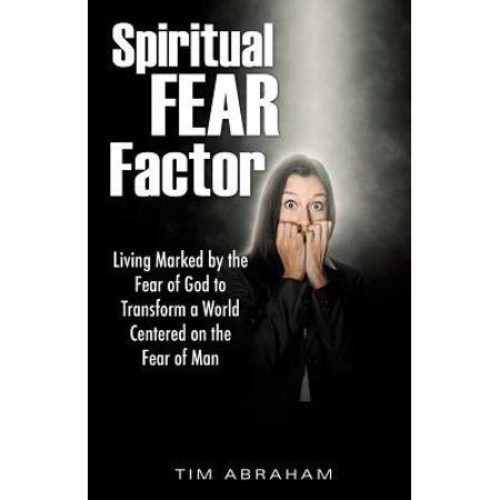 Spiritual Fear Factor - Halloween Fear Factor