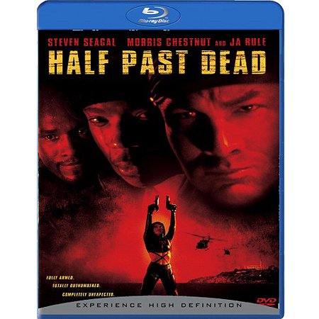 Half Past Dead (+BD Live) [Blu-ray] - Live Kelly And Michael Halloween
