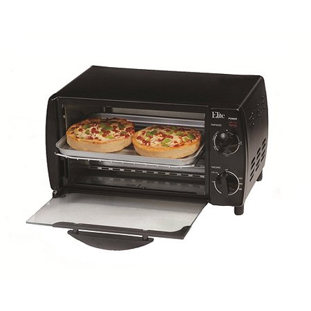 4-Slice Toaster Oven Broiler by