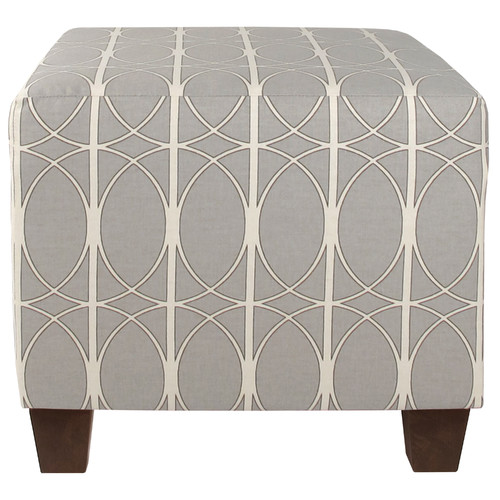Skyline Furniture Menton Ottoman