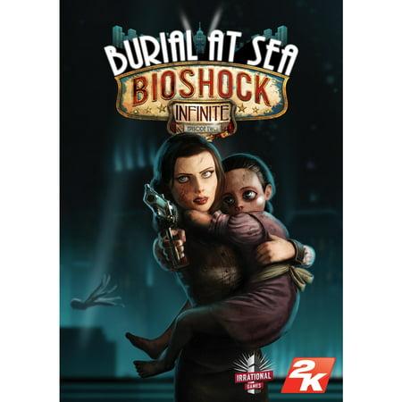 BioShock Infinite: Burial at Sea - Episode Two, 2K, PC, [Digital Download], (Bioshock Infinite Best Game Ever)