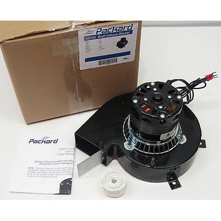 82052 Furnace Boiler Draft Inducer Blower Motor for Dunkirk 433-00-510