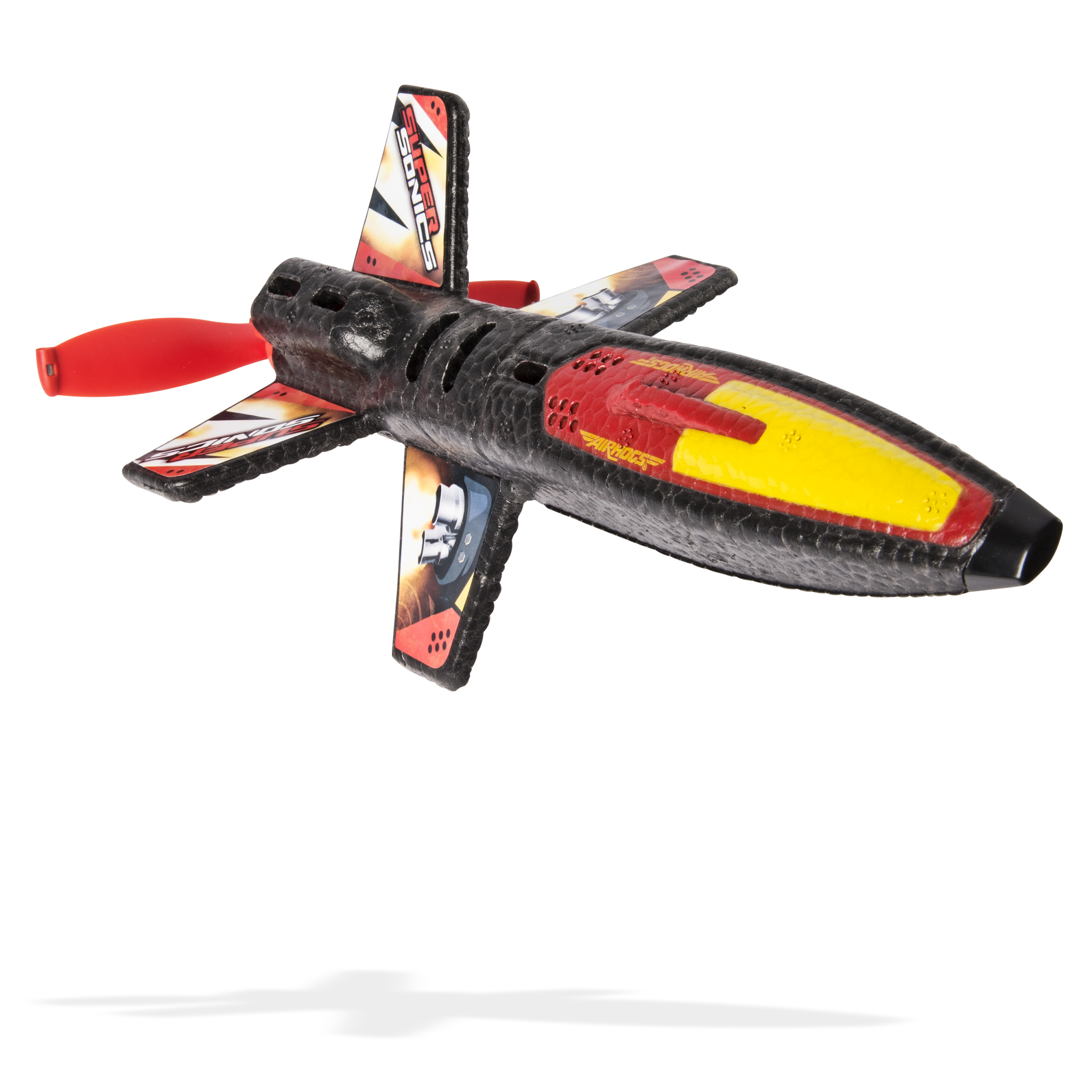 NEW Air Hogs Sonic ROCKET High-Flying Motorized Model Rocket Toy Up To 200 FEET!