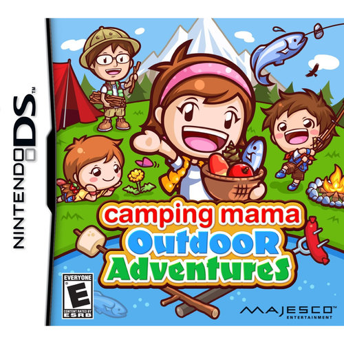 Camping Mama Outdoor Adventures (DS)