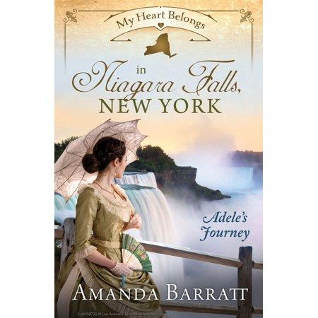 My Heart Belongs in Niagara Falls, New York -