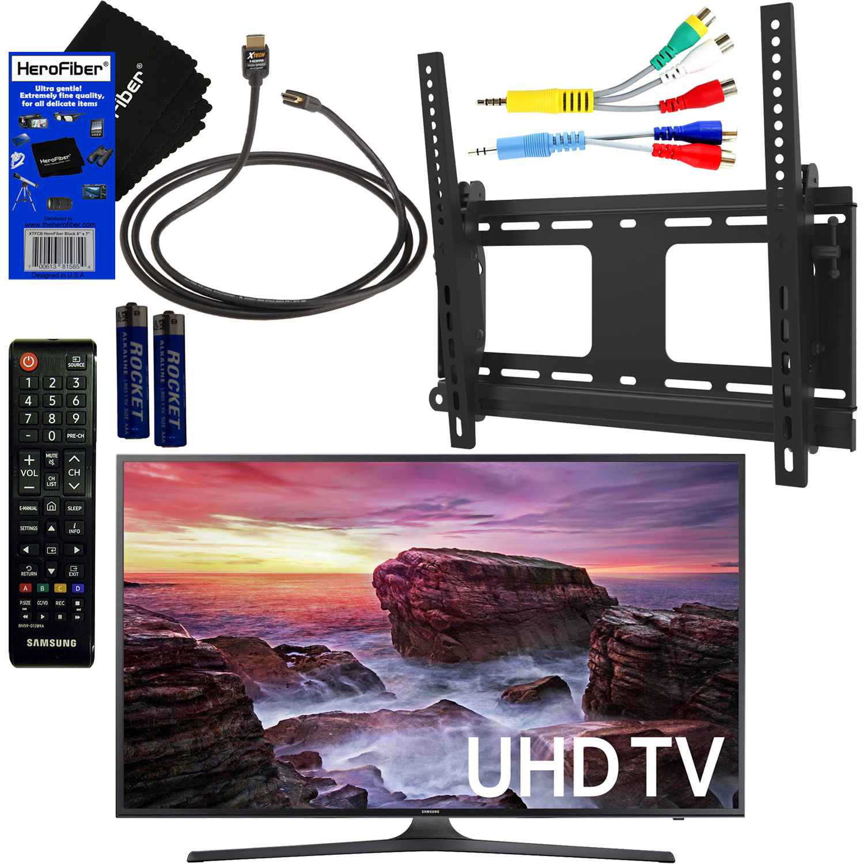 "Samsung Electronics UN40MU6290 40"" Inch HDR 4K Ultra HD Smart LED TV..."