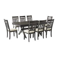 Crosley Furniture Hayden 9Pc Dining Set