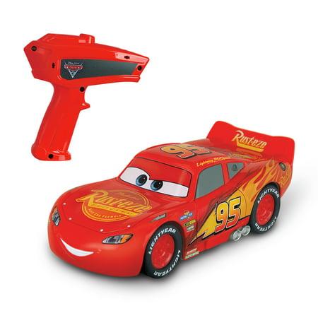 Cars 3 Crazy Crash Smash Lightning Mcqueen Walmart Com