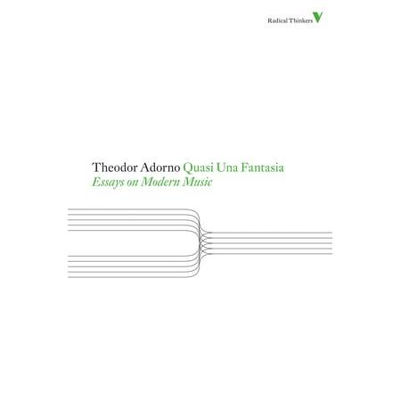 Quasi Una Fantasia  Essays On Modern Music  Walmartcom  Essay Proposal Template also Research Paper Essay Topics Sample Essays High School Students