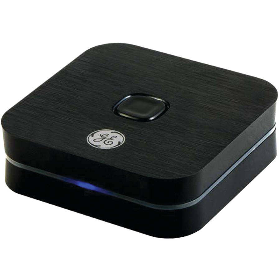 GE 11081 Home Audio Bluetooth Receiver - 30 ft Range
