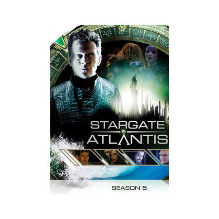 Stargate Atlantis: The Complete Fifth Season (DVD) - Halloween Wars Season 5 Teams