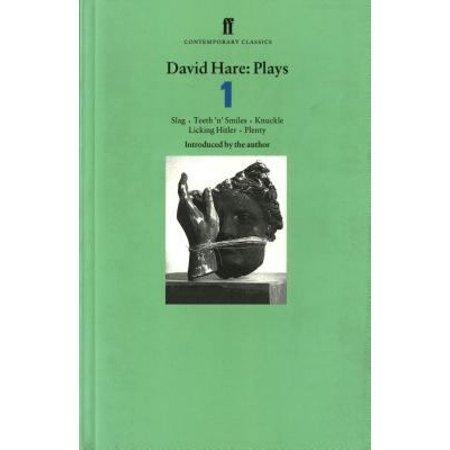 David Hare Plays: Slag/Teeth 'n' Smiles/Knuckle/licking Hitler/Plenty