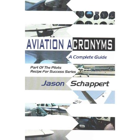 Aviation Acronyms  A Complete Guide